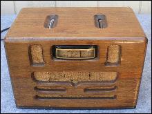 Motorola Table Top Radio Tube Vintage Vintage Wood