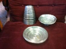 Vintage Patrick Meyer Pewter Metal