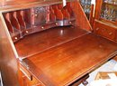 Mahogany Secretary Desk Gov Winthrop C1940