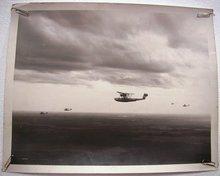 PBY Catalina Bi-Planes Original Photo