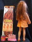 Vintage Ideal Beautiful CRISSY w/Box Curlers/Hair Spray