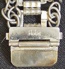 Vintage HOBE Silver Bracelet