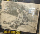 1955 Mexican Movie Poster MARIA la VOZ dir Julio Bracho