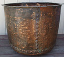 Large Antique Copper Pig Boiling Pot 29