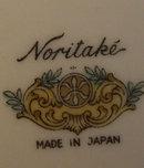 93 pcs. of Vintage Noritake China Pink & Yellow Flowers