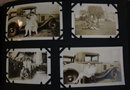Antique Family PHOTO's Album 1900's 230+Calif. Yosemite