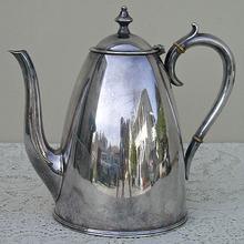 Elkington Silver Coffee Pot