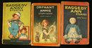 Vintage Raggedy Ann\ Johnny Gruelle Books 1920's