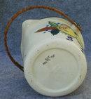 Vintage Pottery Juicer Reamer Pitcher,Handle