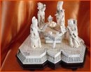 Ivory Carvings - The Eight Immortals
