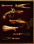 Henry Deringer Commemorative Pistol Set