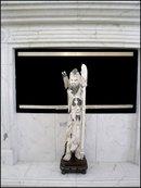Antique Ivory Carving - The God of War & Wealth - 31
