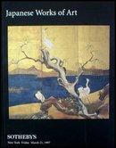 Japanese Works of Art  - Sotheby's Catalog
