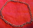 Handsome 14K Gold Bracelet  For Charms