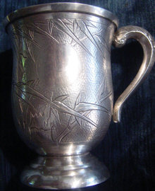 China Trade Silver Cup