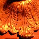 Superb Ormolu Ceiling Rosette