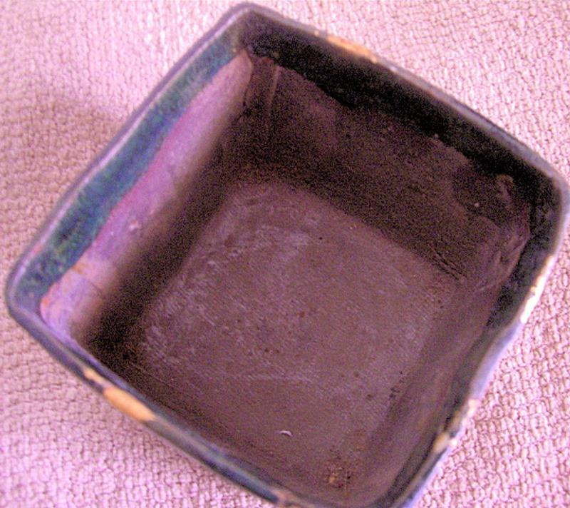 Early Oribe Tea Bowl