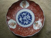 Fine Antique Imari Plate