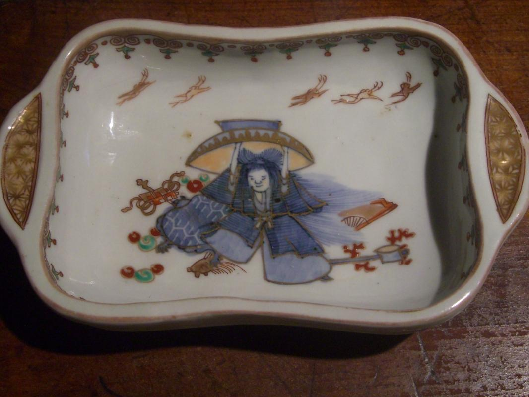 17th Century Imari Dishes