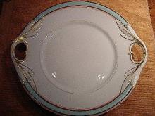 Paris Porcelain Cake Plate