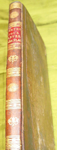 """""""Methode Simple et Facile pour Lever les Plans,"""" 1805"""
