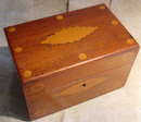 Scrimshaw Ditty Box