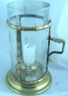 Charles X Brass Lantern