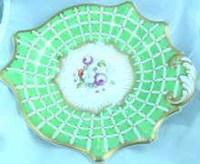 Early Coalport Dessert Tray