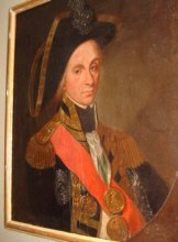 Important Portrait of Admiral Nelson