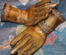 Antique Indian Bronzes: Hands of Shiva