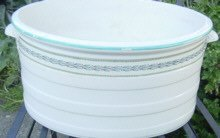 Large Antique Wedgwood Basin