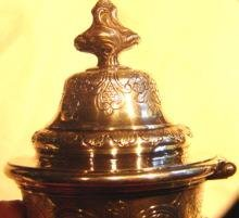 Antique Neo-Rococo Sterling Coffee Pot