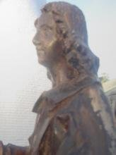 Renaissance Statue Of Archangel