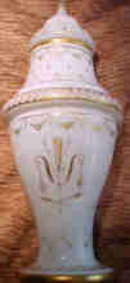 Eighteenth Century Bristol Glass Urn
