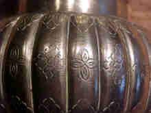Rare 16th Century Persian Vase In Paktong