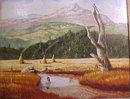 """Francis Woodahl """"Prairie Morn"""""""