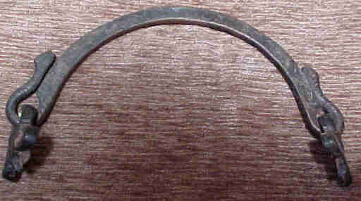 Bronze Roman Bucket Handle