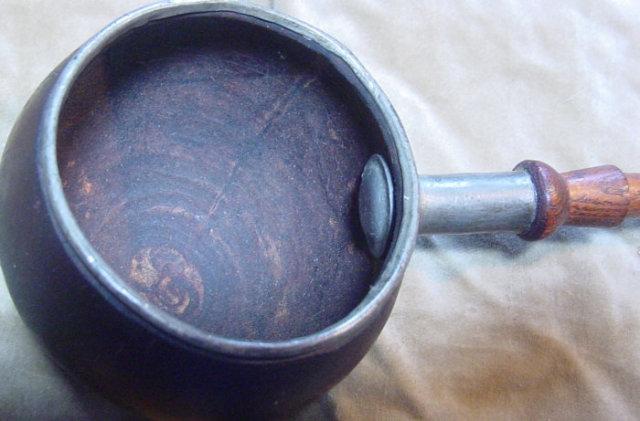 Scrimshaw Coconut Dipper