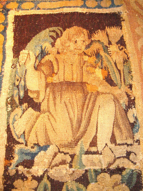 16th Century Flemish Tapestry