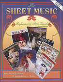 Sheet Music Reference And Price Guide 2nd Edition