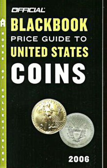 Official Blackbook Price Guide to U.S. Coins 47th Edition