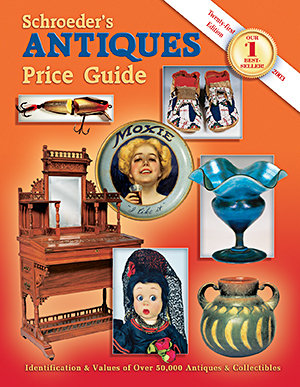 -Scuffed- Schroeder's Antiques Price Guide 21st Edition