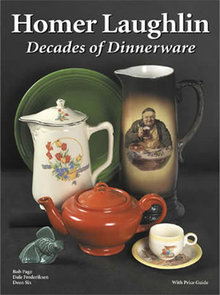 Homer Laughlon Decades of Dinnerware