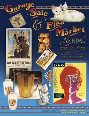 -Scuffed- Garage Sale & Flea Market Annual 13th Edition