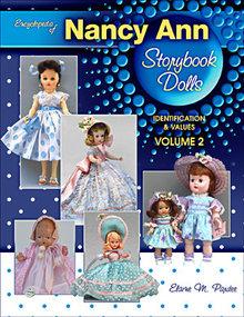 Encyclopedia of Bisque Nancy Ann Storybook Dolls Volume 2