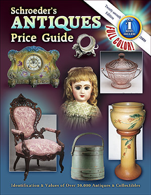Schroeder's Antiques Price Guide, 2009, 27th Edition