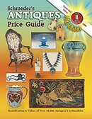 Scuffed Schroeder's Antiques Price Guide 26th Edition 2008