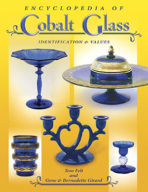 Encyclopedia of Cobalt Glass Identifications & Values
