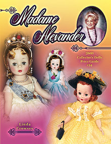 Madame Alexander 2009 Collector's Dolls Price Guide #34
