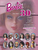 Scuffed-Barbie The First 30 Years, 1959 Through 1989